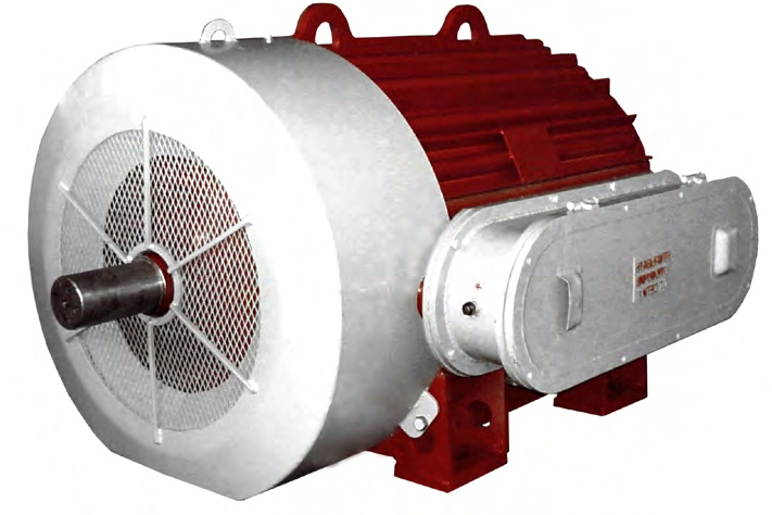 фото двигатель вентильно-индукторный ДВИ