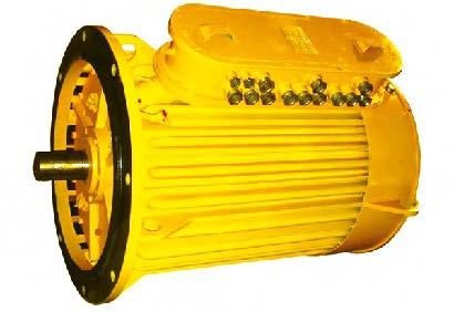 фото двигатель-генератор вентильно-индукторный ДВИ