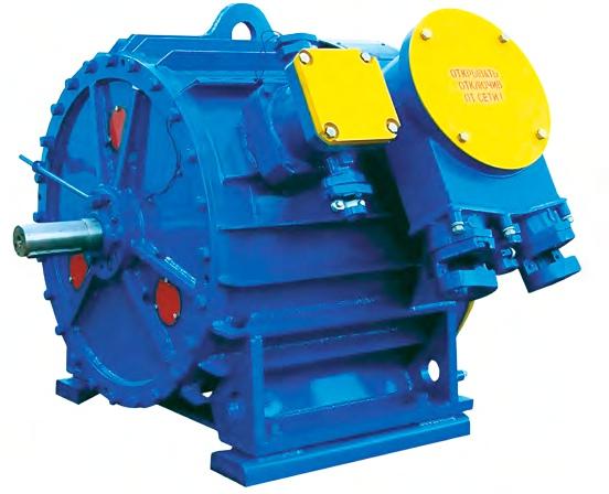 фото генератор индукторный синхронный НУСГИ