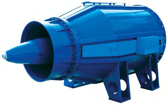 фото гидрогенератор индукторный синхронный СГИ