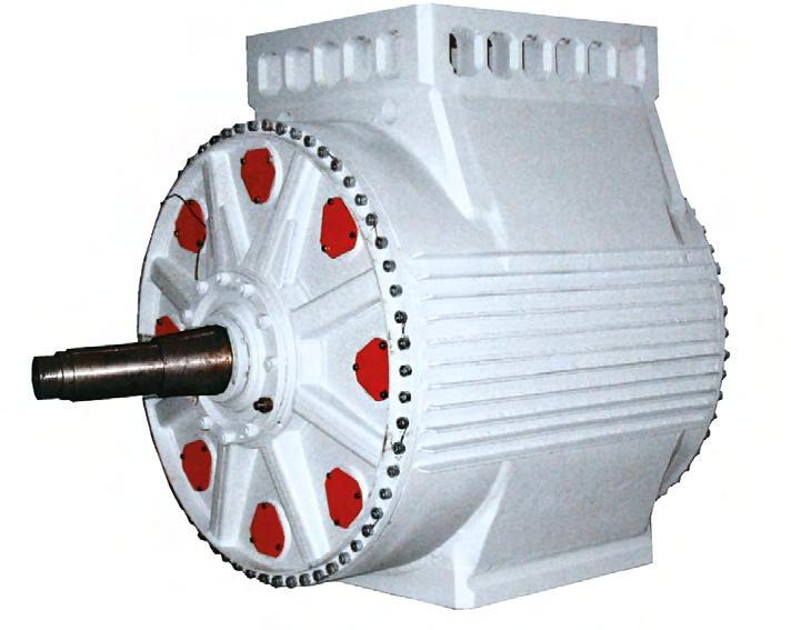 фото ветрогенератор индукторный синхронный СГИ